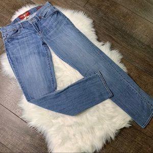 LUCKY BRAND Sweet 'N Straight Jeans Women's 4 / 27